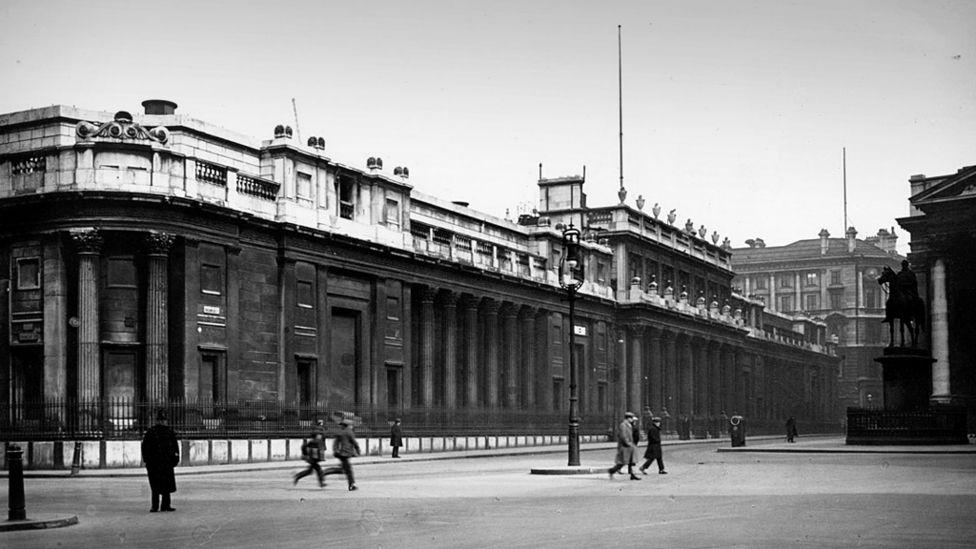 angleška centralna banka