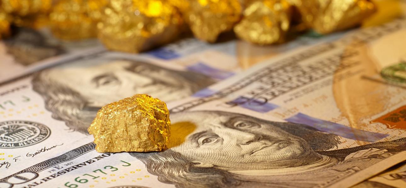 zlato dolar